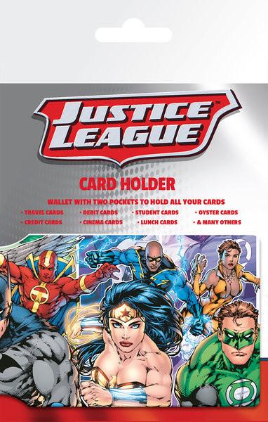 Bolsa para cartões DC Comics - Justice League Group