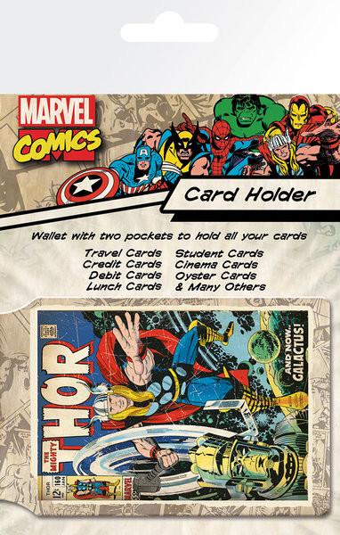 Bolsa para cartões MARVEL - thor