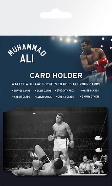 Bolsa para cartões Muhammed Ali - Outwit