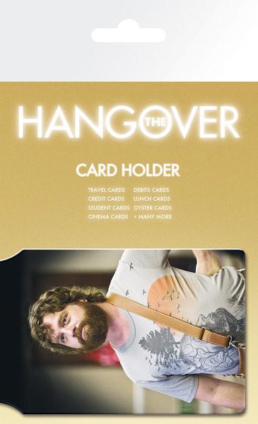 Bolsa para cartões The Hangover - Wolf Pack