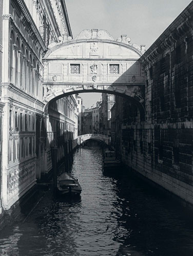 Bridge of Sighs  Reproduction d'art