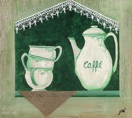 Caffee Reproduction d'art