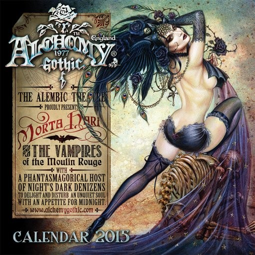 Calendar 2018 Alchemy