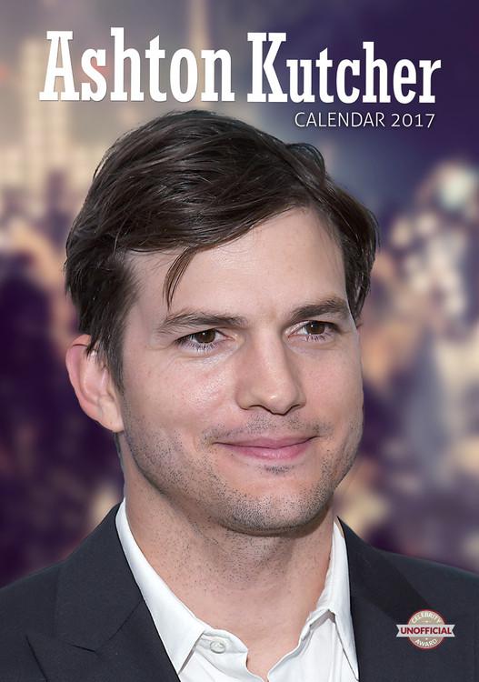 Calendar 2017 Ashton Kutcher