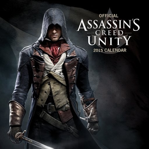 Assassin S Creed Unity Calendars 2021 On Ukposters Abposters Com