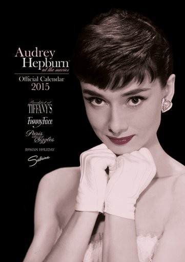 Audrey Hepburn - Calendar 2016