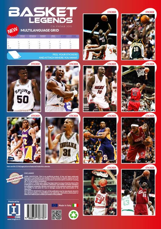 Calendar 2019  Basket