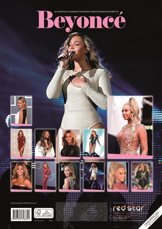 2020 Beyonce Calendar Beyonce   Calendars 2020 on UKposters/Abposters.com