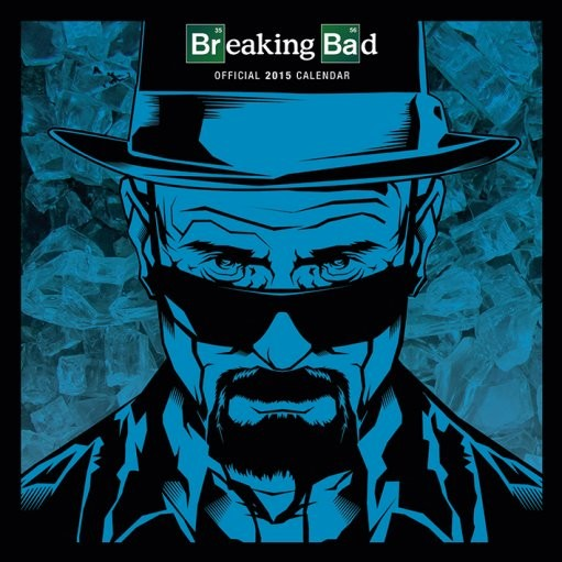 Calendar 2017 Breaking Bad