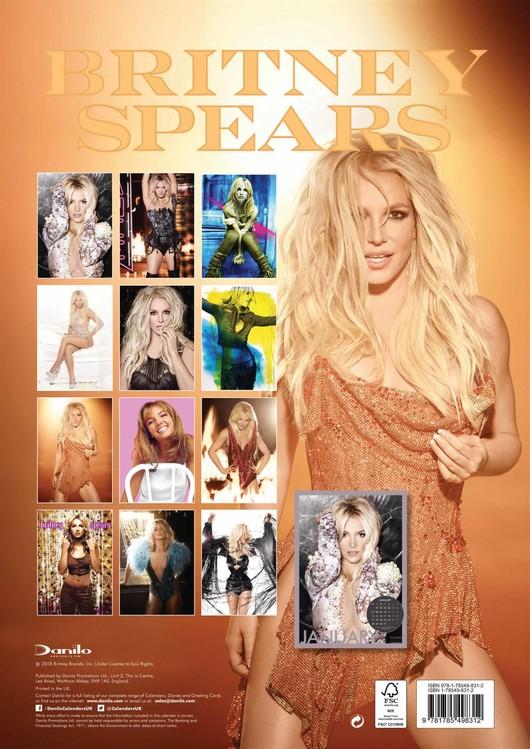 Calendario Ariana Grande 2020.Calendar 2020 Britney Spears