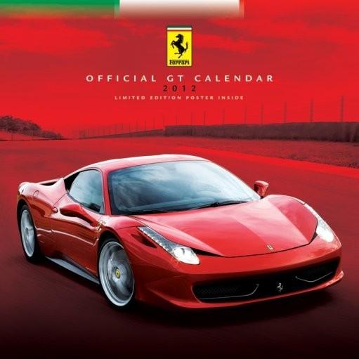 Calendar 2012   FERRARI GT   Calendars 2021 on UKposters
