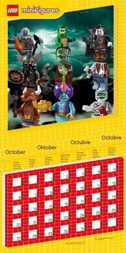 Lego 2021 Calendar | Printable March
