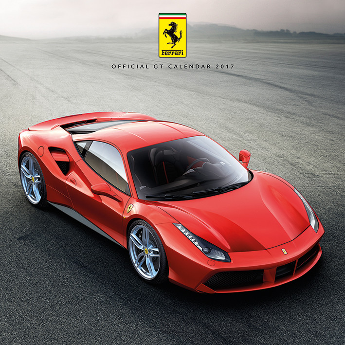Calendrier Fun Car 2020.Ferrari Calendars 2020 On Ukposters Abposters Com