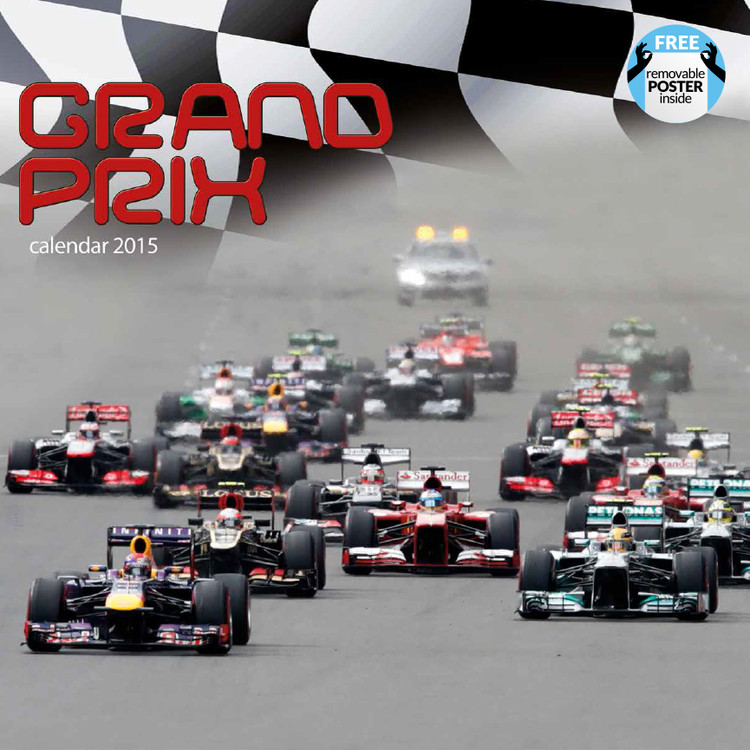 Calendar 2017 Grand-Prix