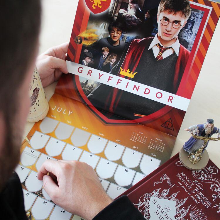 Calendar 2021 Harry Potter