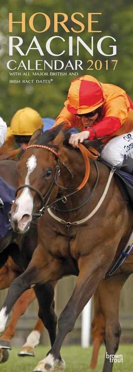 Calendar 2017 Horse Racing
