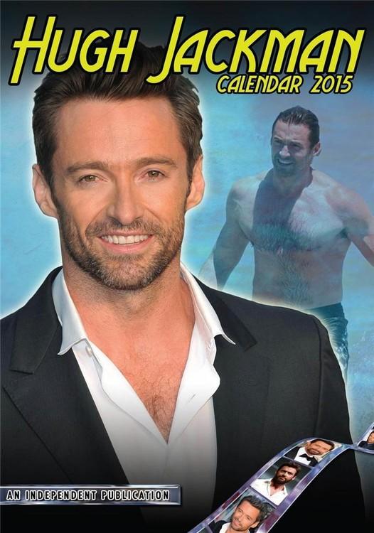 Calendar 2017 Hugh Jackman