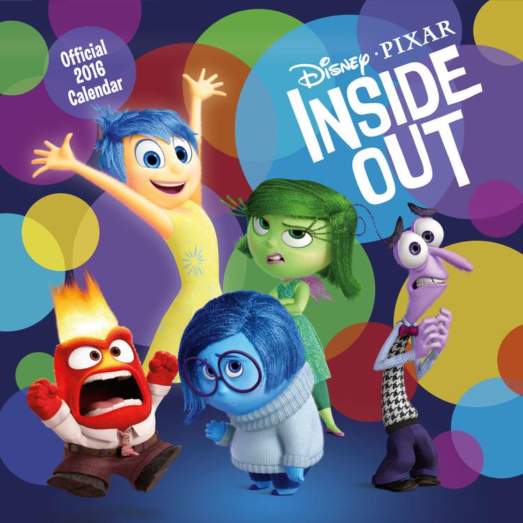 Inside Out - Calendar 2016