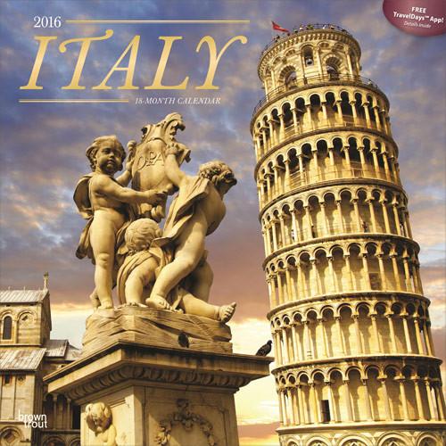 Calendar 2017 Italy