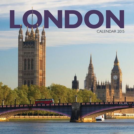 Calendar 2017 London