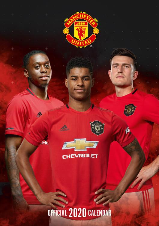 Calendar 2021 Manchester United FC