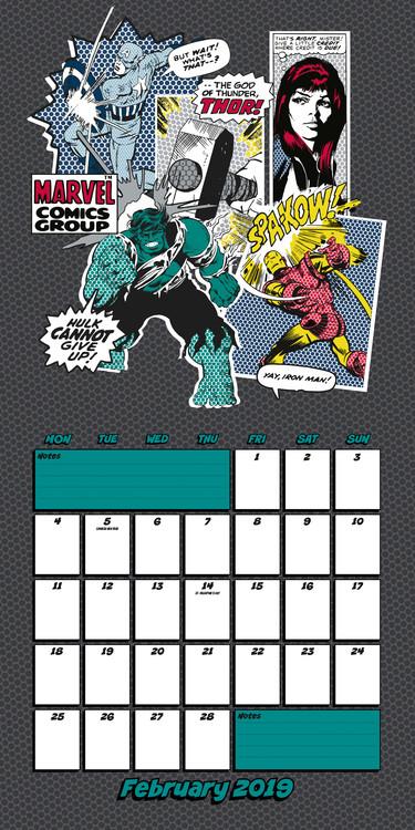 Marvel Comics   Calendars on UKposters/Abposters.com