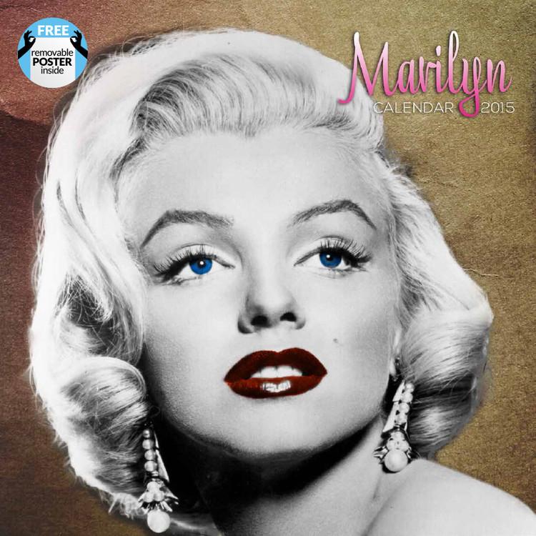 Calendar 2017 Marylin Monroe