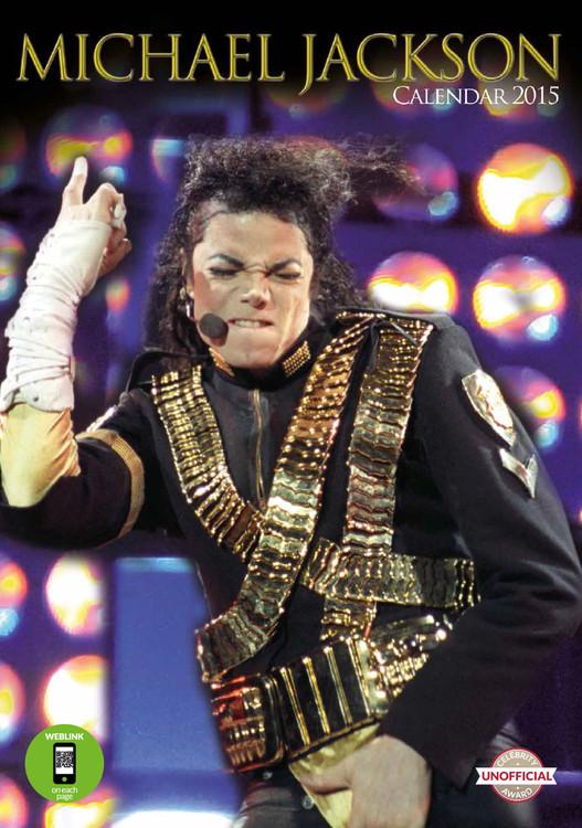 Calendar 2017 Michael Jackson