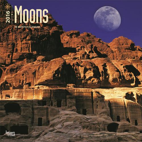 Calendar 2017 Moons