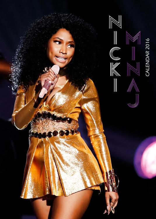 Calendar 2020 Nicki Minaj