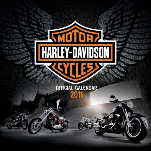 Official Calendar 2011 - HARLEY DAVIDSON - Calendars 2018 ...