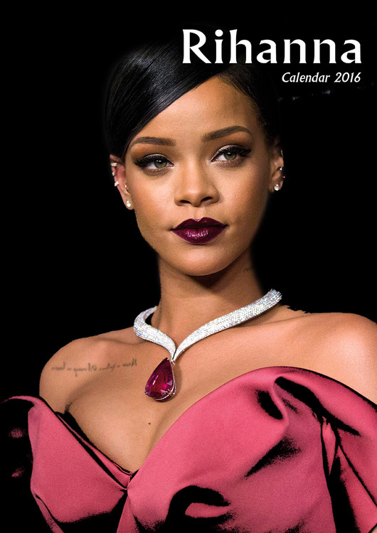 Rihanna - Calendars 2017 on EuroPosters