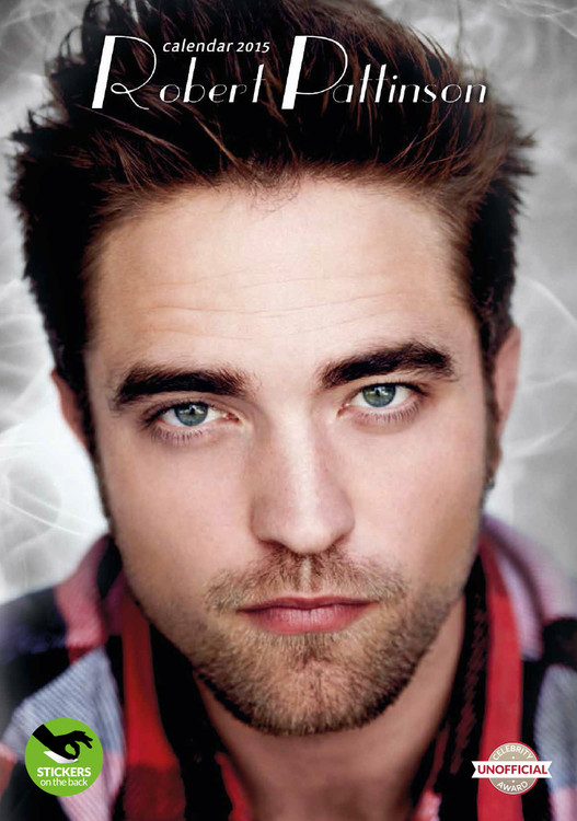 Calendar 2017 Robert Pattinson