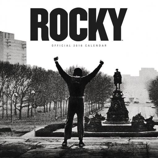 Calendar 2017 Rocky