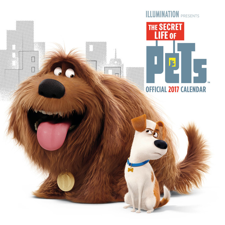 be928639c Secret life of pets - Calendars 2019 on UKposters/EuroPosters