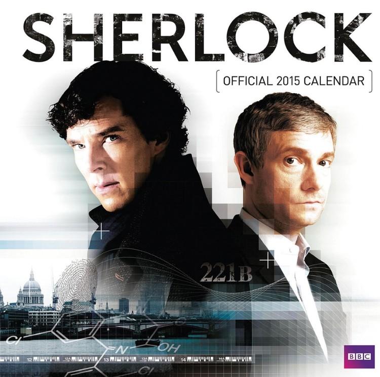 Calendar 2021 Sherlock