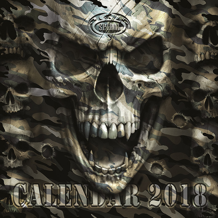 Spiral   Calendars on UKposters/EuroPosters