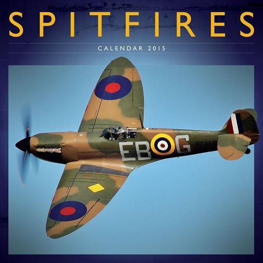 Calendar 2017 Spitfire