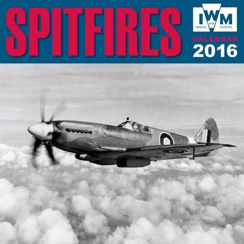 Calendar 2017 Spitfire - IWM