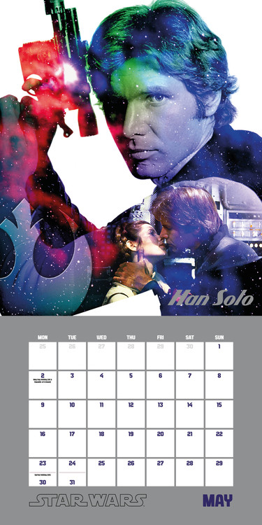 Star Wars - Classic Edition - Calendars 2020 on UKposters
