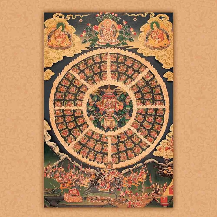 mandala naptár 2019 The Healing Mandalas   Calendars 2019 on UKposters/Abposters.com mandala naptár 2019