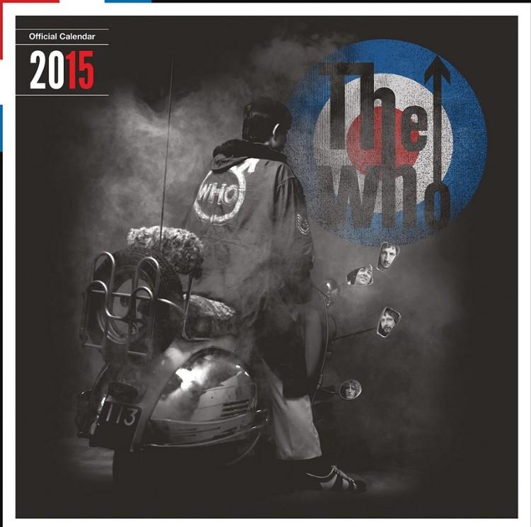 Calendar 2017 The Who