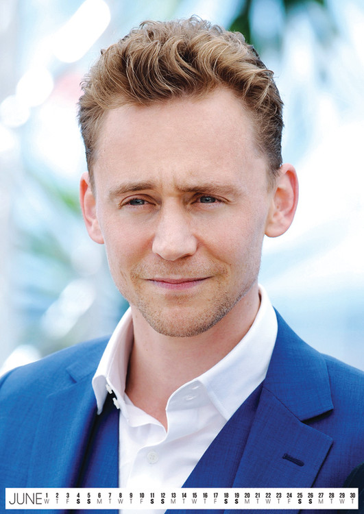 Tom Hiddleston 2019