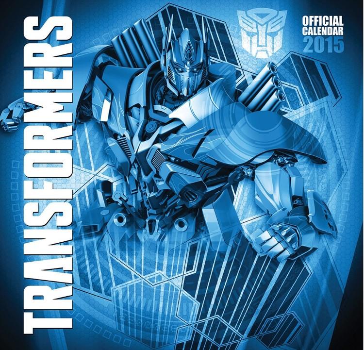 Calendar 2017 Transformers