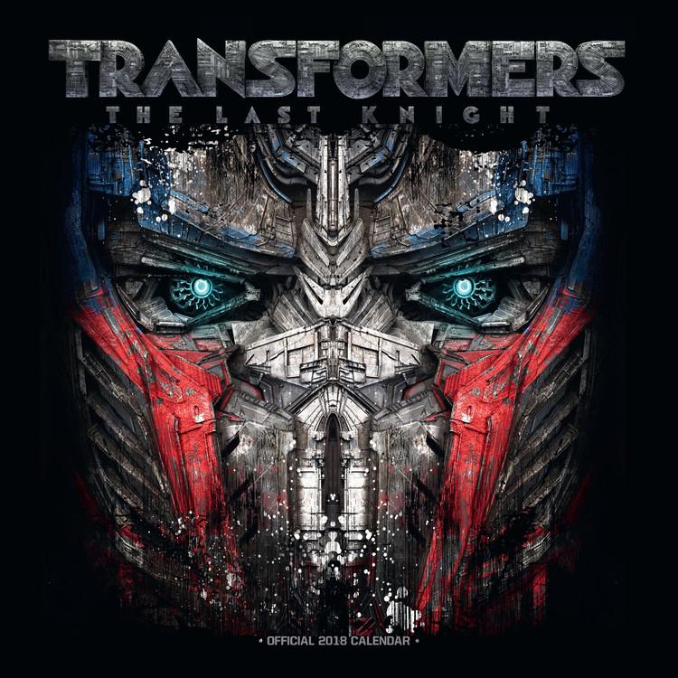 Calendar 2020  Transformers
