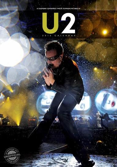 Calendar 2017 U2