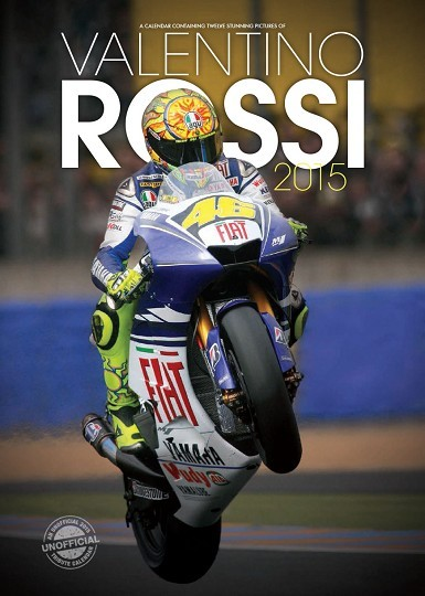 Calendar 2017 Valentino Rossi