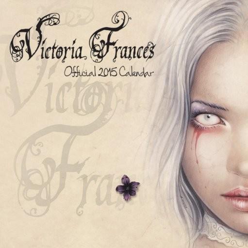 Calendar 2017 Victoria Francés