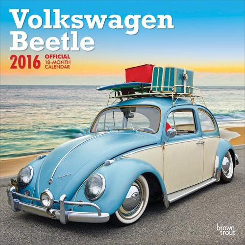 Perfect Calendar 2018 VW Volkswagen Beetle ...