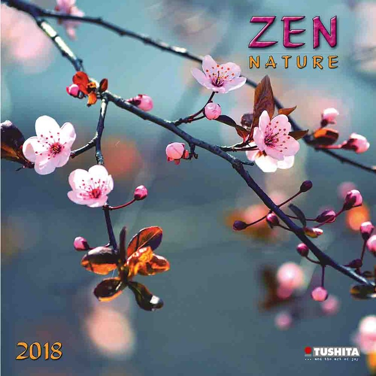 zen nature calendars 2019 on ukposters ukposters. Black Bedroom Furniture Sets. Home Design Ideas